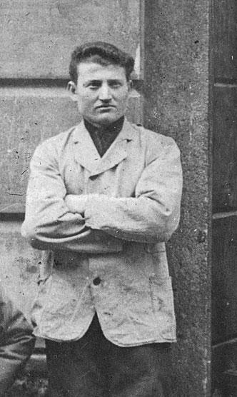 Giuseppe Cimbali先生